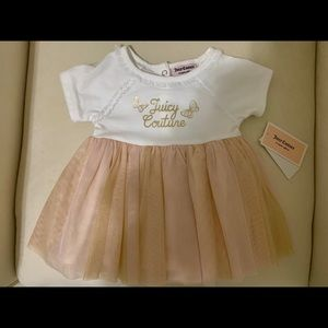Baby girl Juicy Couture shirt
